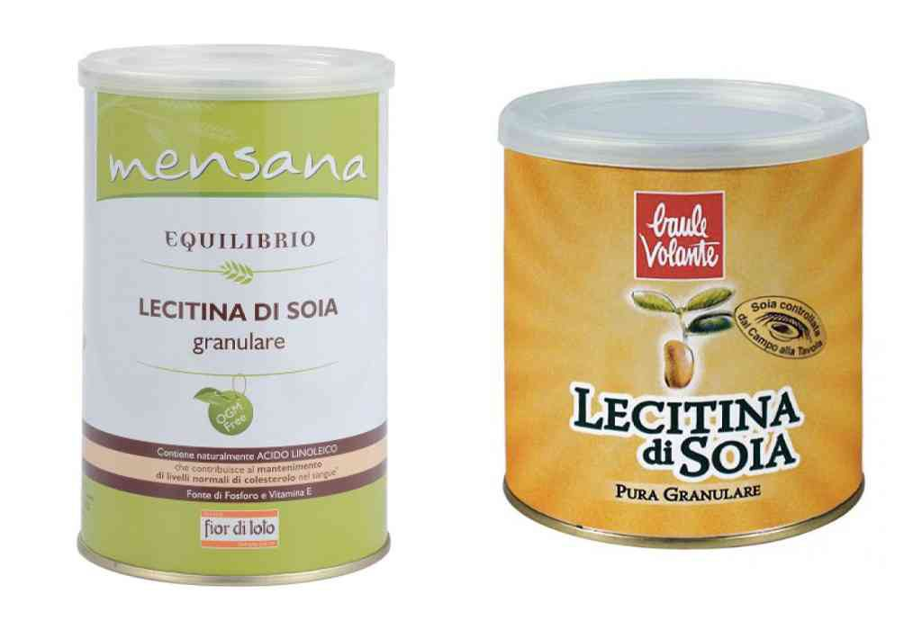 Naturasì richiama la lecitina di soia per alterazione organolettica