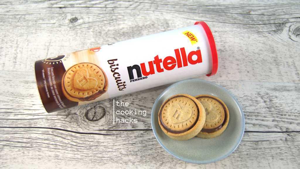 Nutella Biscuits nel tubo: la nuova confezione e il prezzo