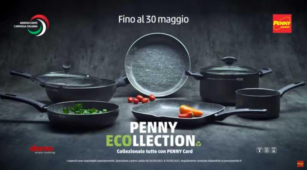 Penny Market lancia la Penny Ecollection: racconta punti e premi