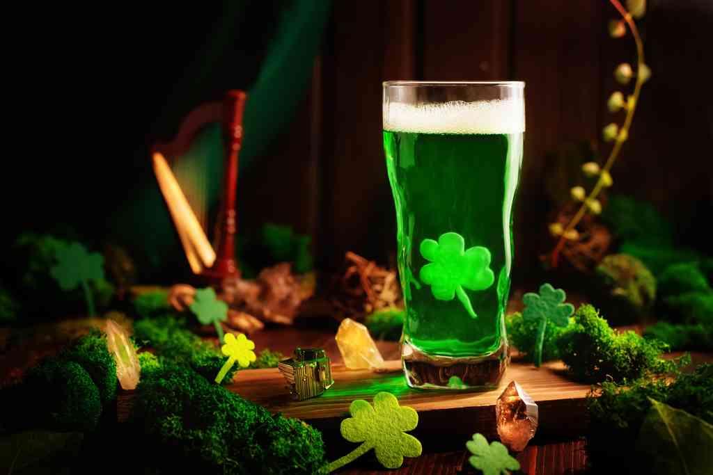 Non solo birra, le bevande tipiche di San Patrizio