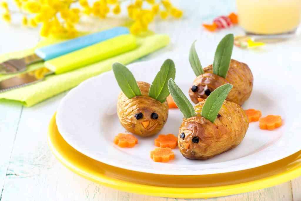 Contorni per la primavera: le ricette per bambini