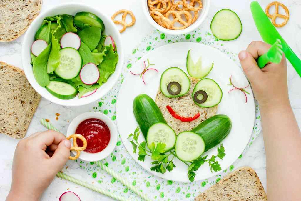 Ricette primaverili per bambini per gustare le verdure di stagione