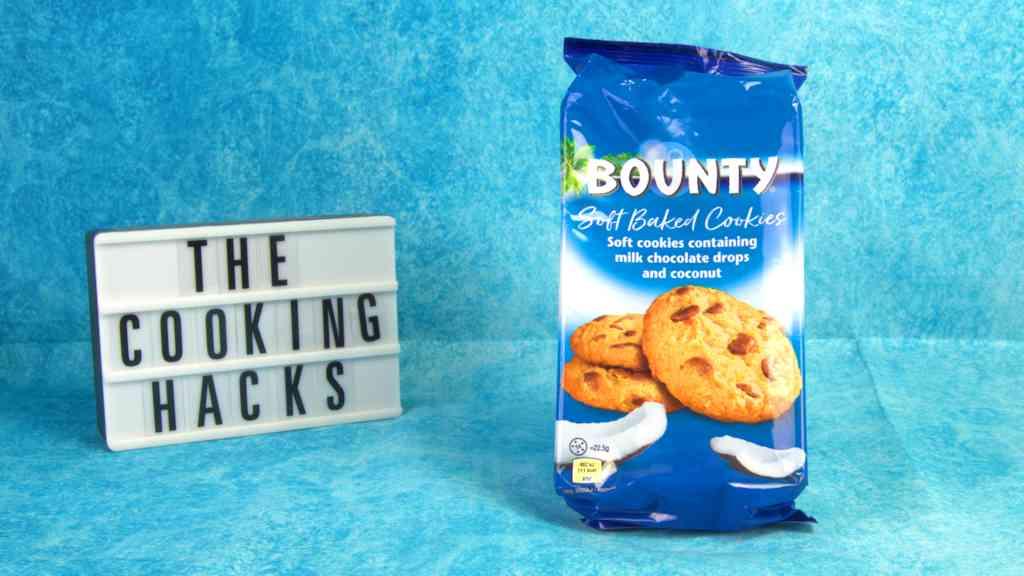 Bounty Soft Baked Cookies: dove trovare i biscotti al cocco, prezzo, calorie e prova assaggio