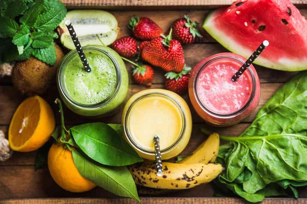 Le ricette dei centrifugati di frutta e verdura per dimagrire