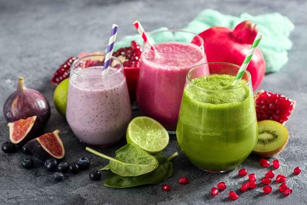Centrifugati di frutta e verdura, le ricette per ogni stagione