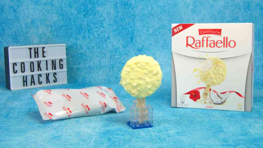 Ferrero Raffaello, il gelato in stecco al cocco: dove si compra, prezzo, ingredienti e la nostra prova assaggio