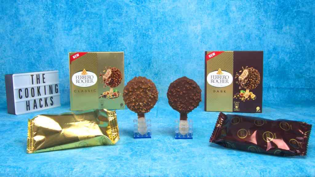 Ferrero Rocher, il gelato in stecco Classic e Dark: dove si compra, prezzo, ingredienti e la nostra prova assaggio