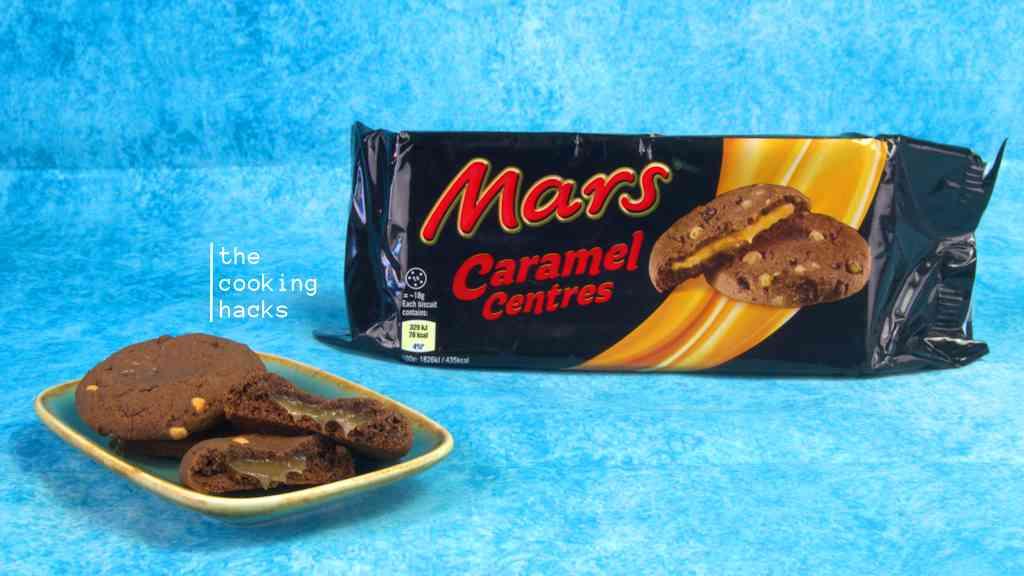Mars Caramel Centres: la prova
