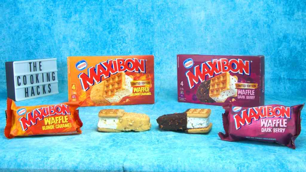 Maxibon Waffle Blond Caramel e Dark Berry, la novità limited edition: dove si compra, prezzo, ingredienti e la nostra prova assaggio