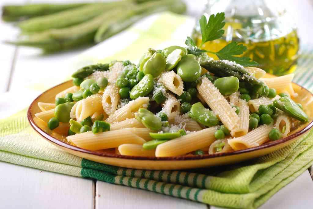 Ricette di fave con la pasta