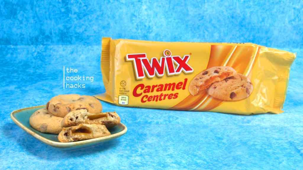 Twix Caramel Centres: la prova