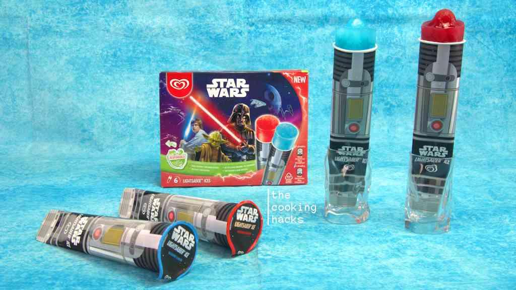 Algida Star Wars, i ghiaccioli: la prova assaggio