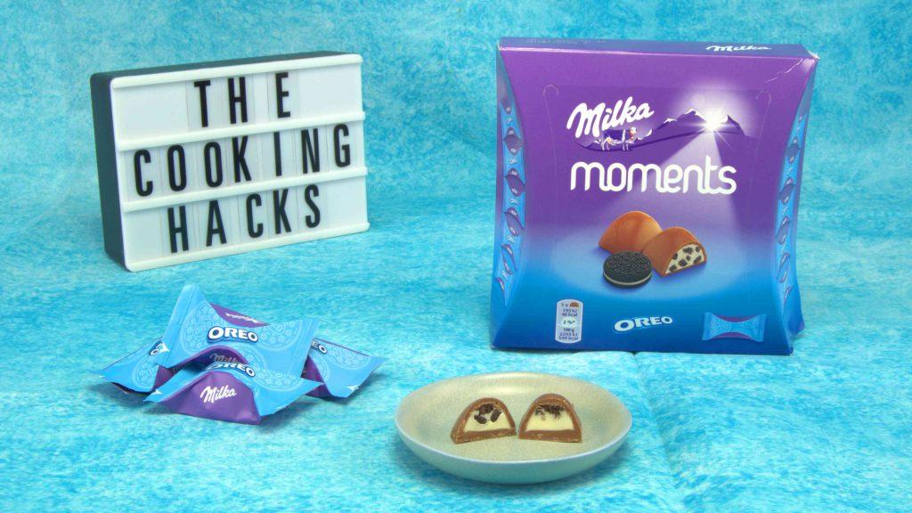Milka Moments Oreo: dove trovare i cioccolatini, prezzo, calorie e prova assaggio