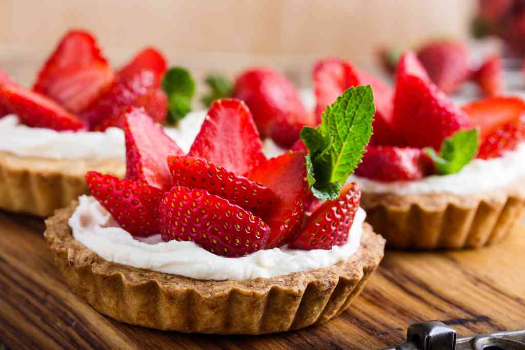 Ricette con le fragole, come usarle in cucina