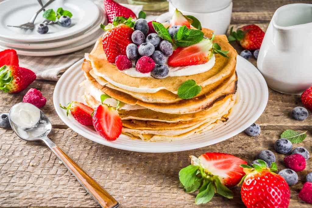 Ricette per dolci senza lievito da preparare in casa