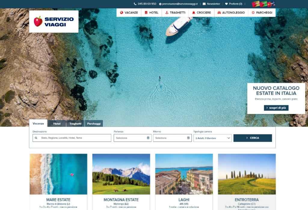 Esselunga Viaggi: come funziona il Servizio Viaggi per andare al mare o in montagna per le vacanze