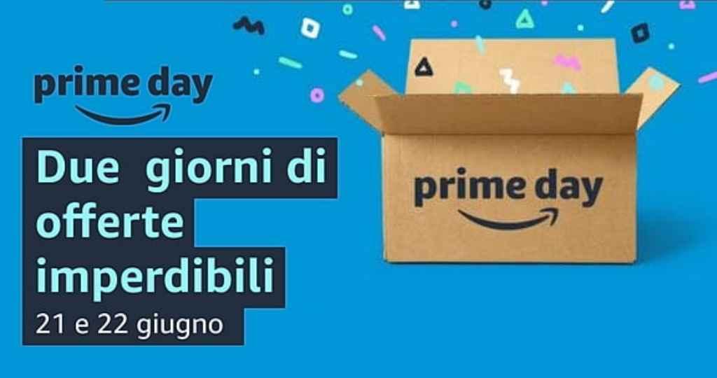 Amazon Prime Day Giugno 2021: le date e le offerte da non perdere