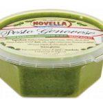 Richiamato il pesto genovese Novella per rischio microbiologico