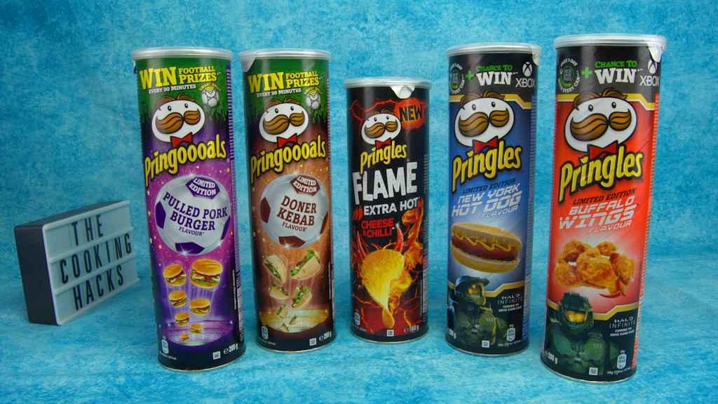 Pringles, i gusti più strani delle patatine in vendita in Italia: dove trovarli, prezzo, e prova assaggio