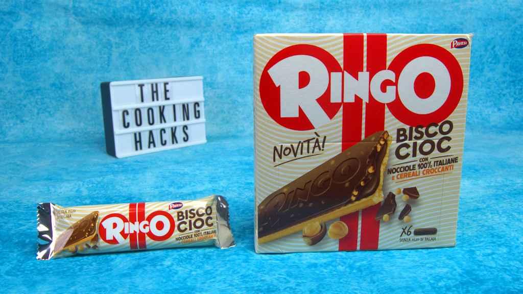 Nuovi Ringo Biscocioc alla nocciola: dove trovarli, il prezzo e la nostra prova assaggio