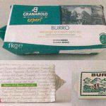 Richiamato burro Granarolo e altri marchi per allergene non dichiarato in etichetta