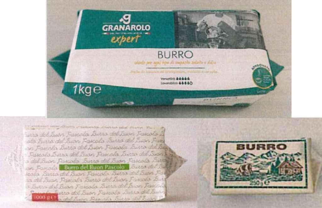 Richiamato burro Granarolo e Burro del Buon Pascolo per allergene non dichiarato in etichetta