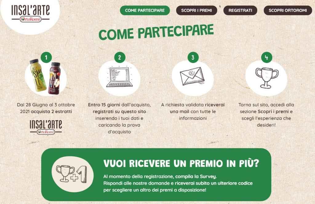 """concorso OrtoRomi """"Benessere regala benessere"""": il regolamento"""