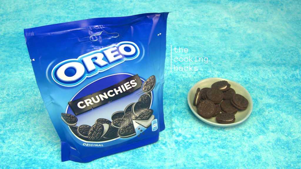 Oreo Crunchies: la prova assaggio