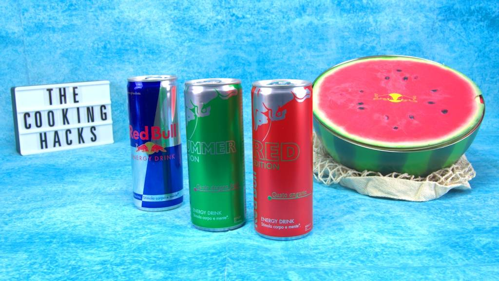 Red Bull Anguria e Red Bull Dragon Fruit: dove trovare le novità dell'estate 2021, calorie, prezzo e la nostra prova