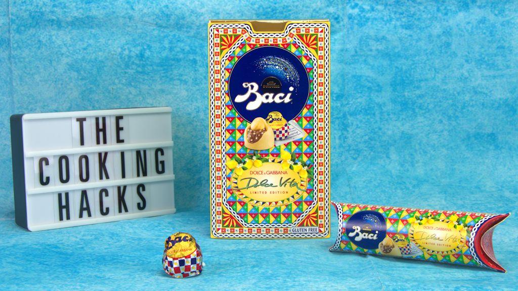 Baci Perugina Dolce & Gabbana limited edition Dolce Vita: il prezzo, dove trovarli e la nostra prova assaggio
