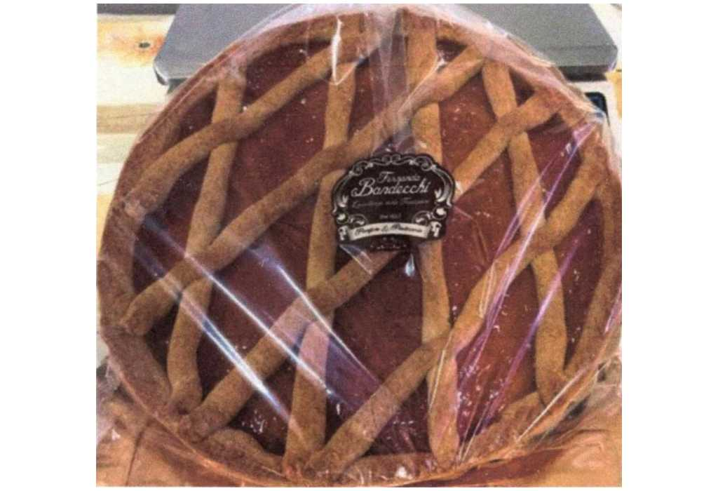 Richiamata la crostata alla marmellata del Panificio Bandecchi Fernanda per ossido di etilene