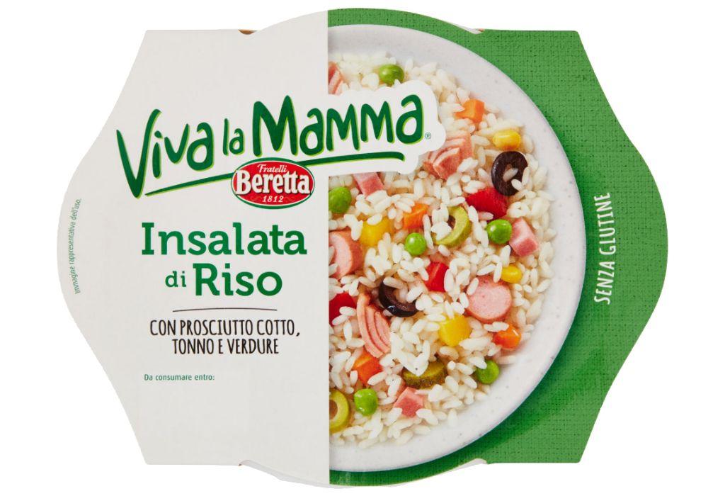 Richiamata l'insalata di riso Viva la Mamma per possibile presenza di glutine