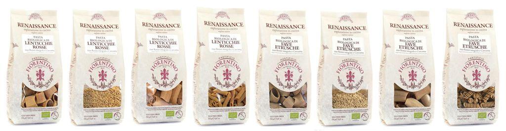 Richiamata pasta del Pastificio Fiorentino Renaissance per ossido di etilene
