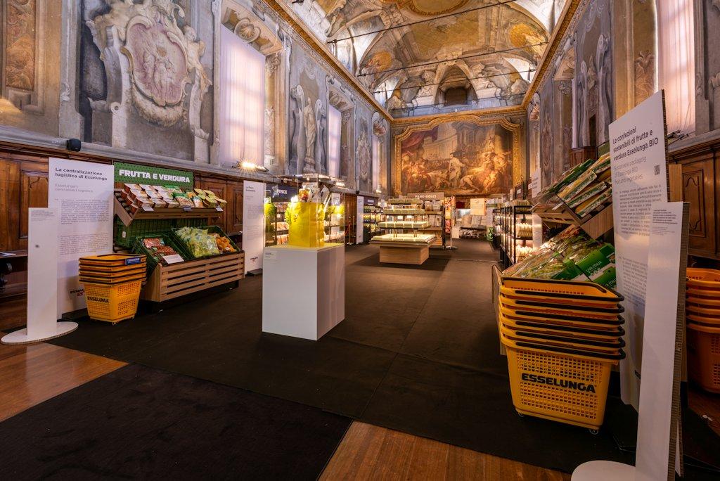 Esselunga presenta il re-Food Market alla Milano Design Week