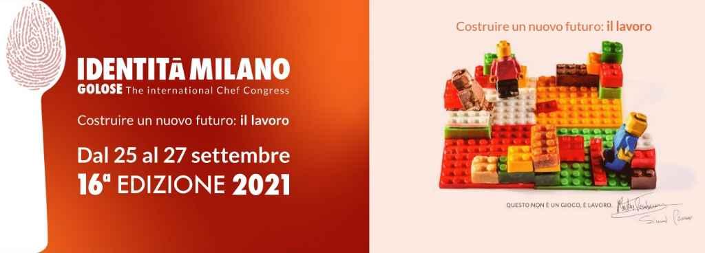 Identità Milano 2021 - Identità Golose