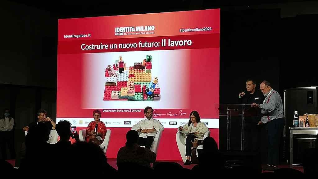 Il lavoro al centro di Identità Milano 2021: gli interventi in Auditorium