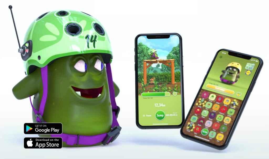 L'app di The Fresh Heads Lidl