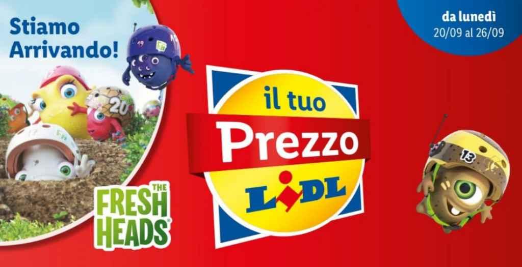 The Fresh Heads Lidl: in arrivo la nuova raccolta Lidl dedicate alle piante